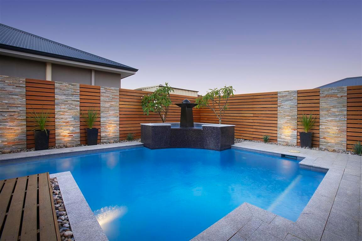 Simple Swimming Pool Design in Melbourne