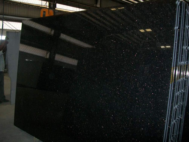 Black Galaxy Stone in Melbourne