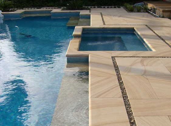 Landscaping and Swimming Pools Stone in Melbourne