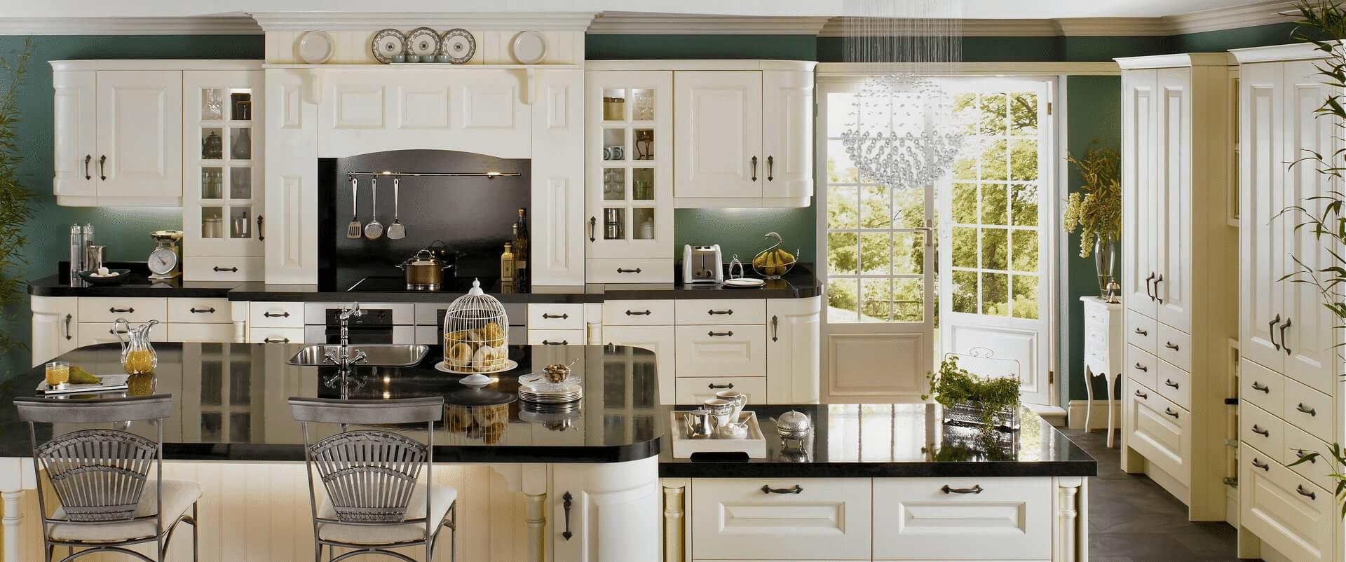 Kitchen-black